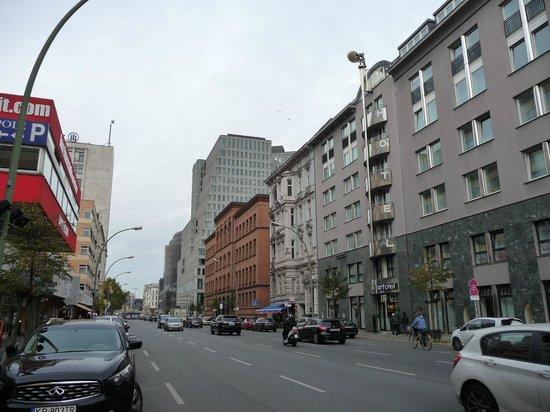 Park Plaza Berlin Kudamm: Art'otel auf der Joachimstaler Straße