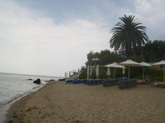 Sonia Village Hotel: Beach