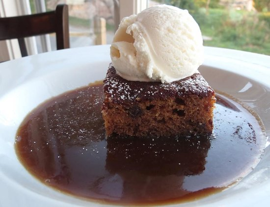 The Factory Tavern : Award winning Sticky Toffee