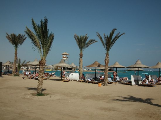 LABRANDA Club Makadi : пляж