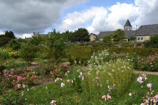 Château du Lude : les jardins