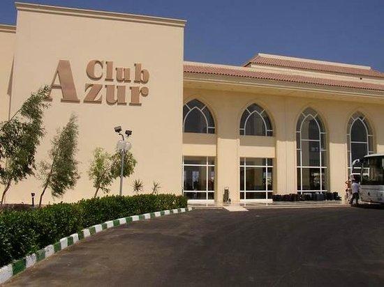 Club Azur Resort : отель