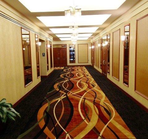 Hilton Chicago/Oak Lawn: Banquet Lobby Area