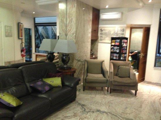Hotel Paris Rivoli : Lobby