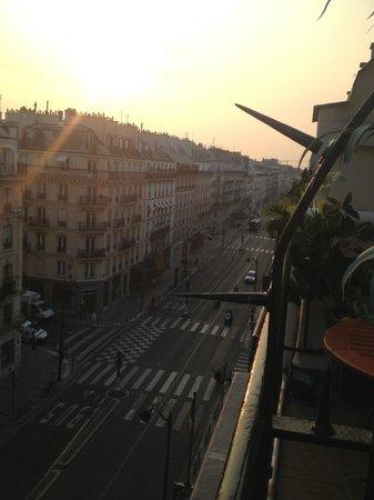 Hotel Paris Rivoli : The charm of Paris