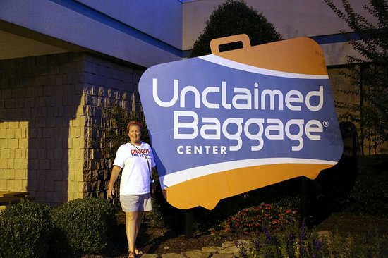 Unclaimed Baggage Center: We made it
