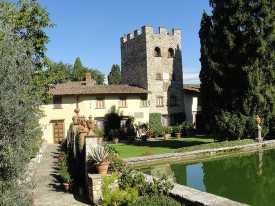 Agriturismo Villa il Leccio: Outside of property