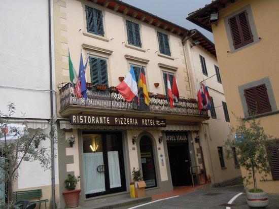 Albergo Italia: Esterno Hotel