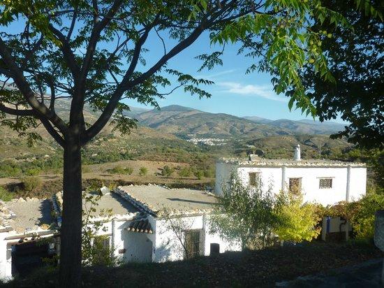 Alqueria de Morayma: vistas desde el hotel