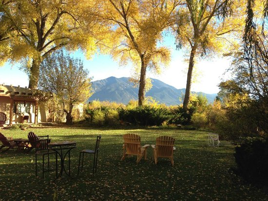 Hacienda del Sol: Gorgeous in the fall