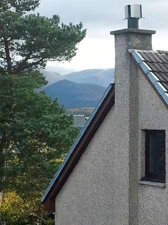 Carn Mhor Bed and Breakfast: Cairngorms