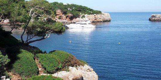 Inturotel Cala Azul Park: View of bay