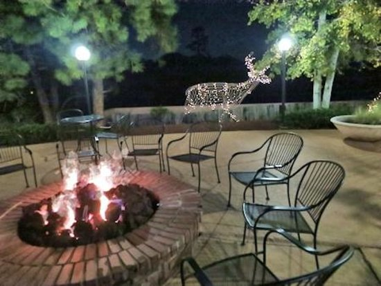 BEST WESTERN PLUS Inn of Williams: Patio