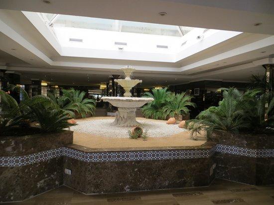 Spring Hotel Bitacora: View of foyer