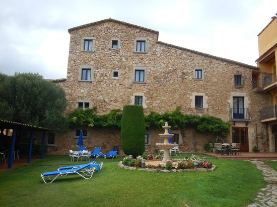 Hotel Sant Joan: The place