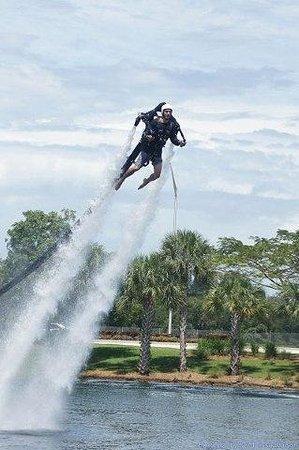 Ride Rocketman South Florida