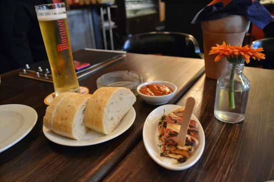 Biscaya - Tapas Bar