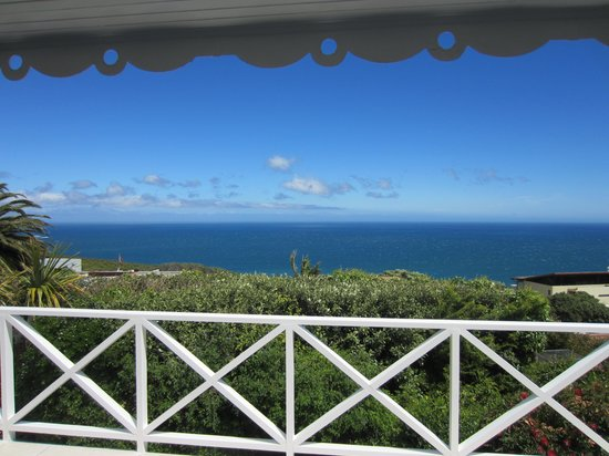 Cape Rose Cottage: View as advertised