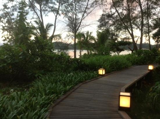 Gaya Island Resort : heaven