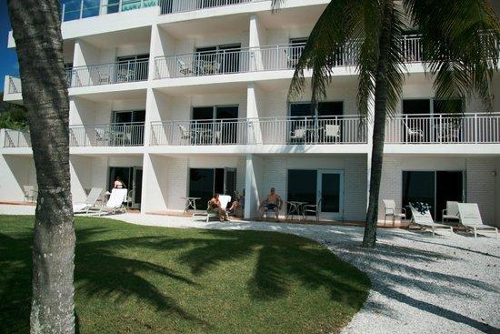 The Naples Beach Hotel & Golf Club : Penthouse building
