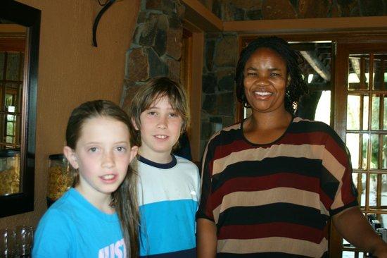 Mokolodi House: Tomi y Sol con Lissie