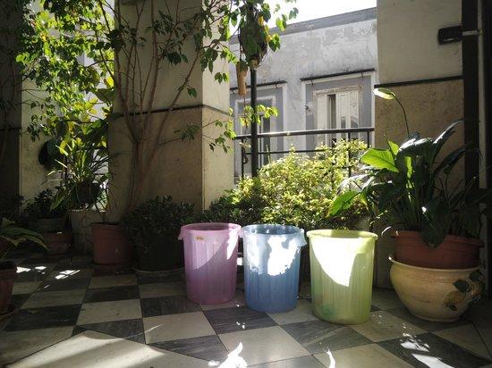 Fiori di Napoli : le palier