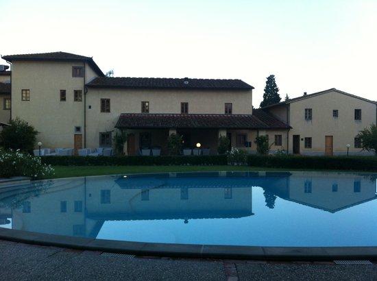 Piscina Foto Di Hotel 500 Firenze Campi Bisenzio