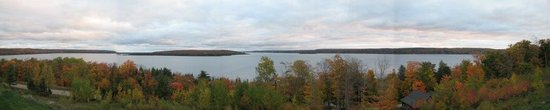 Holiday Inn Express Munising -  Lakeview : From The Balcony
