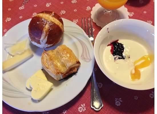 Bella Vista Hotel: Breakfast
