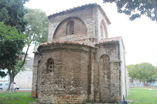 Chapel of St. Mary Formoza