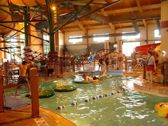Great Wolf Lodge: June 2013