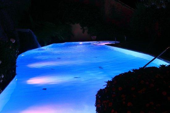 Terrazza Cele: la notte