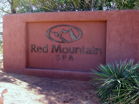 Red Mountain Resort: The spa services were excellent.