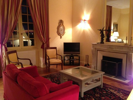 Château Senailhac : Family Room