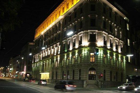 Austria Trend Hotel Savoyen Vienna : отель