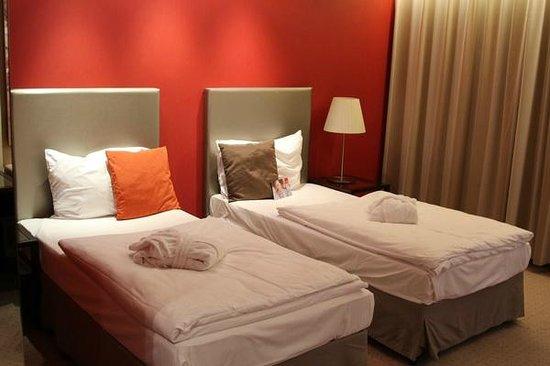 Austria Trend Hotel Savoyen Vienna : номер