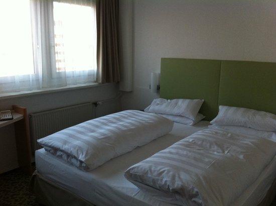 Ibis Dresden Königstein: Quarto do hotel
