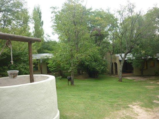 Hulumayá Cabañas : Aljibe Lindo
