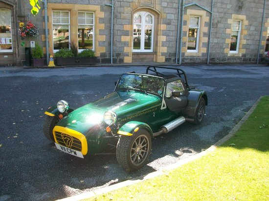Highland Caterham Hire: In Grantown on Spey