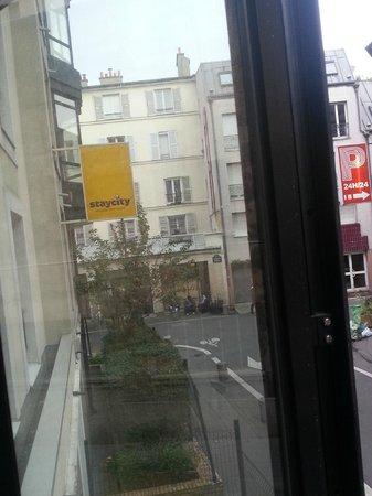 Staycity Aparthotels Gare de l'Est : Sacada