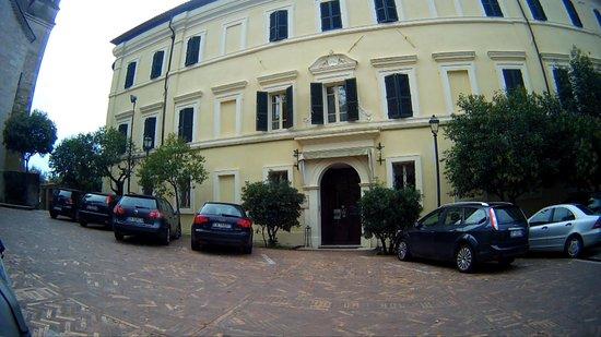Hotel Albergo Duomo: ALBERGO DUOMO-SAN GEMINI-PERUGIA