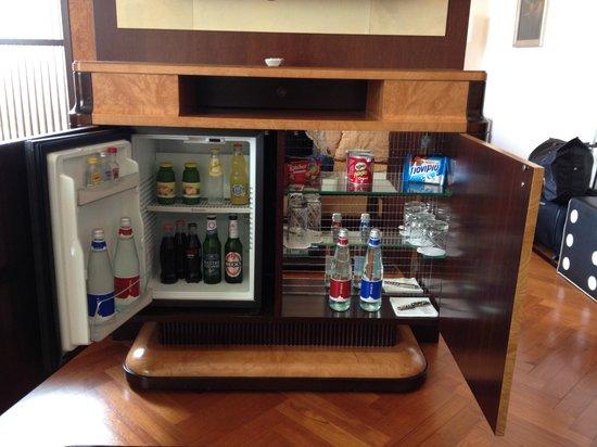 Hotel Principi di Piemonte : le bar