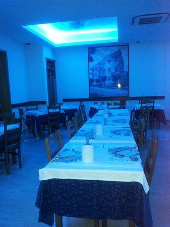 Hotel Vallechiara: ...dove si mangia...