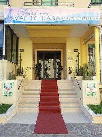 Hotel Vallechiara: ingresso