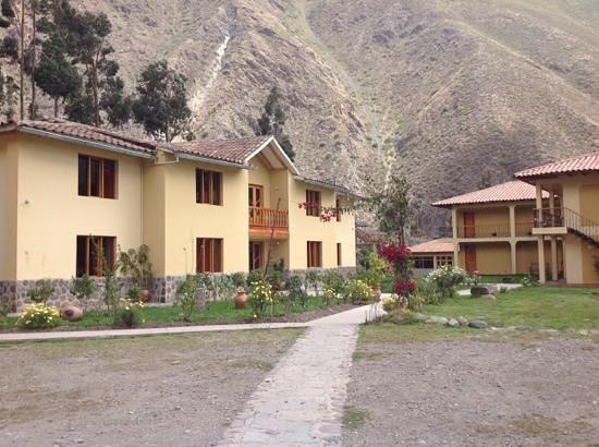 Tunupa Lodge: ingresso