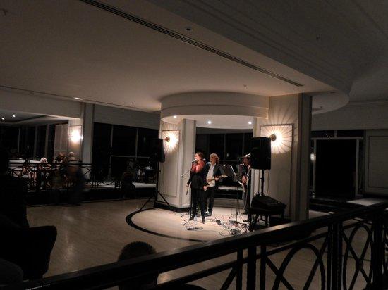 IC Hotels Santai: Lobby bar