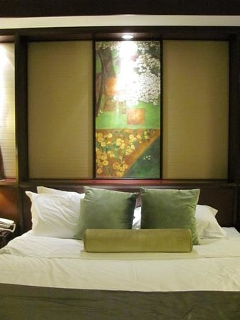 Yangshuo Resort: bedroom