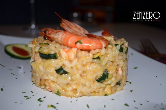 Zenzero Pasta y Mozzarella