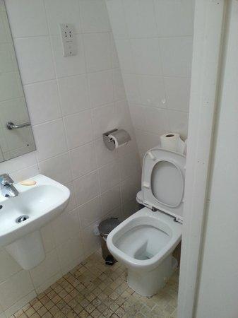 Crestfield Hotel: wc