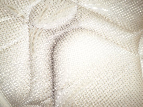 Magic Tulip Beach Hotel: mould on mattress